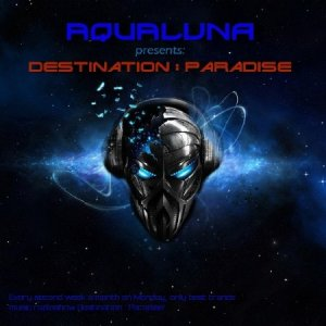 aQuaLuna presents - Destination : Paradise 063 (SBD-2014) (2014)
