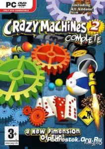 Crazy Machines 2: Complete (2014/Rus/Repack от RS tfiles GameS)