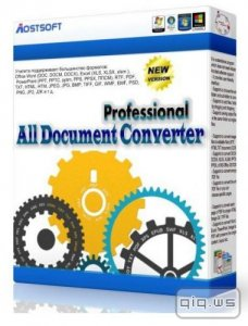 Aostsoft All Document Converter Professional 3.9.2 Final