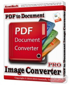 Aostsoft PDF to Document Image Converter Professional 3.9.2 Final