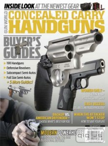 Concealed Carry Handguns - Spring 2014