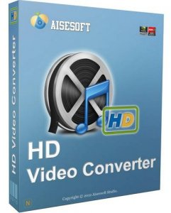 Aiseesoft HD Video Converter 6.3.66.23154 + Rus