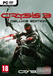 Crysis 3: Digital Deluxe Edition  v.1.3 (2013/RUS/ENG/Repack by R.G. Catalyst)