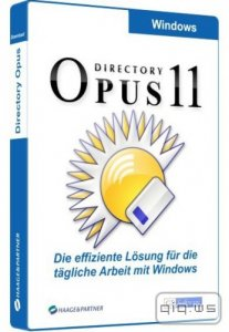 Directory Opus Pro 11.5 Build 5298 Final