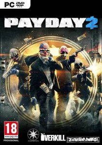 Payday 2 - Career Criminal Edition (Online Client) (2013/RUS/ENG/Multi7)