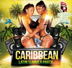 VA -Caribbean Summer Beach Party (2014)