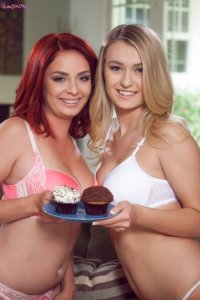 Twistys: Ashlee Graham & Natalia Starr - Made These For You