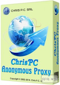 ChrisPC Anonymous Proxy Pro 5.40 + Rus