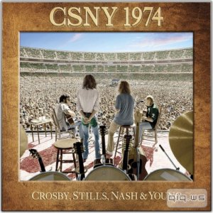 Crosby, Stills, Nash & Young - CSNY 1974 (Live) (3CD) (2014) FLAC