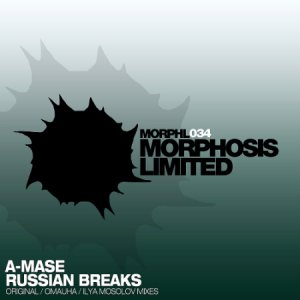 A-Mase - Russian Breaks (2014)