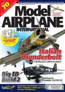 Model Airplane International Issue 66 January 2011