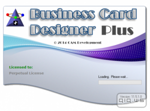 Business Card Designer Plus 11.5.1 Final