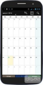 Business Calendar Pro v1.4.7.3 (2014|Rus) Android