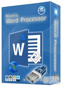Atlantis Word Processor 1.6.6.1 + Rus + PortableAppZ + Шаблоны документов + Spellcheckers
