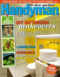Handyman №9 (September 2014) Australia
