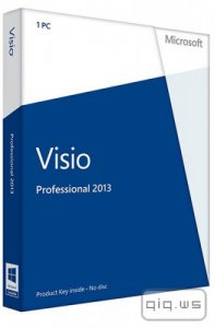 Microsoft Visio Professional 2013 15.0.4649.1000 SP1 RePacK by D!akov (x86/x64/RUS/ENG/UKR)