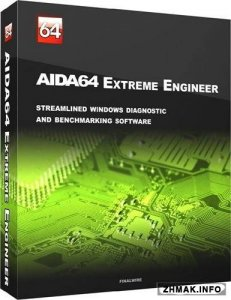 AIDA64 Extreme / Engineer Edition 4.60.3153 beta Rus