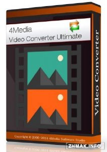 4Media Video Converter Ultimate 7.8.4 Build 20140925 + Русификатор
