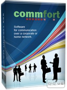 CommFort 5.83d (2014|ML|RUS)