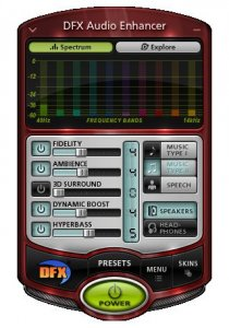 DFX Audio Enhancer 11.301 + Rus