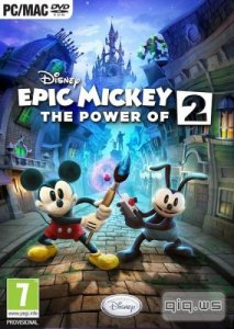 Epic Mickey 2: The Power of Two (2013/ENG/MULTI4)