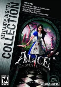 Alice: Madness Returns - The Complete Collection (2014/RUS/ENG/MULTi7)