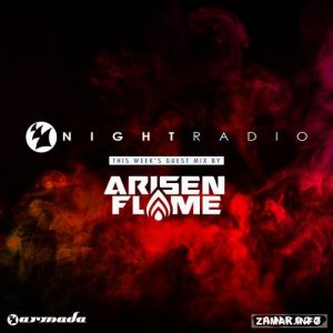 Armada Night, Arisen Flame - Armada Night Radio 027 (2014-11-11)