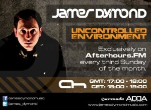 James Dymond - Uncontrolled Environment 022 (2014-12-06)