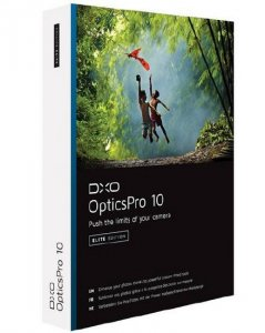 DxO Optics Pro 10.1.0 Build 157 Elite (x64)