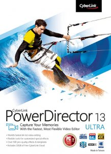 CyberLink PowerDirector Ultra 13.0.2326.0 + Rus