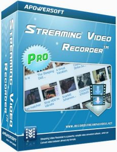 Apowersoft Streaming Video Recorder 4.9.5