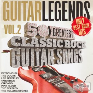 50 Greatest Classic Rock Guitar Songs Vol.2 (2015)