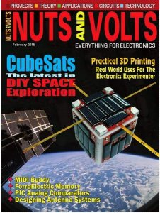 Nuts And Volts №2 (February 2015)