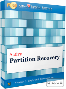 Active Partition Recovery Professional 12.0.1 Portable