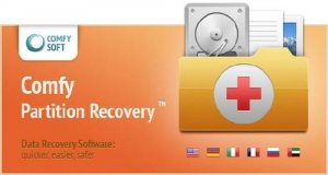 Comfy Partition Recovery 2.3