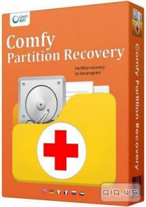 Comfy Partition Recovery 2.3 Final + Portable