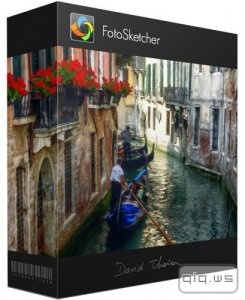 FotoSketcher 3.00 Final (+ Portable) ML|RUS