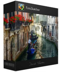 FotoSketcher 3.00 Final (2015) RUS + Portable