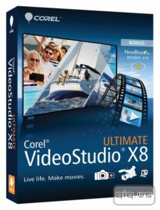 Corel VideoStudio Ultimate X8 18.0.0.181 Final (+ Content, Plug-ins) RePack by Pooshock (ML|RUS)