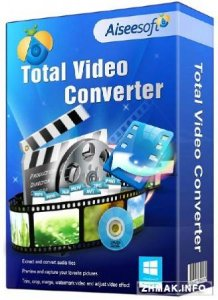 Aiseesoft Total Video Converter 8.0.20 + Русификатор