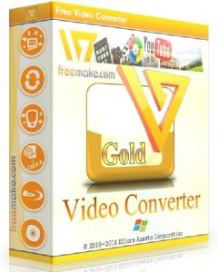 Freemake Video Converter Gold 4.1.6.2