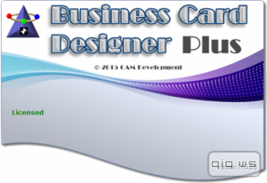 Cam Development Business Card Designer Pro 11.6.2.0 Final