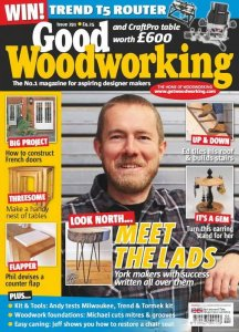 Good Woodworking №291 (April 2015)